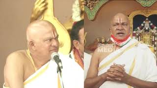 Actor Rajendra Prasad visits Tirumala, takes part in SVBC'..