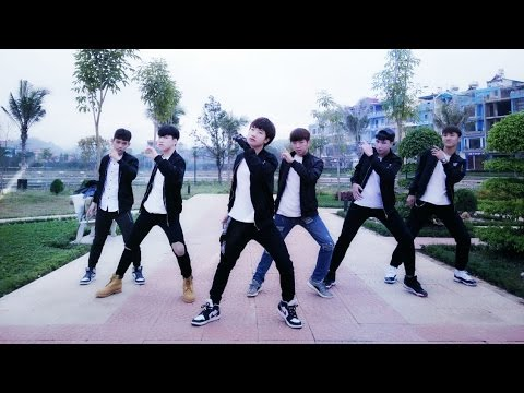 RUN (런) - BTS (방탄소년단) - DANCE COVER BY C.O FROM VIETNAM
