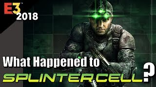 E3 2018: Why Ubisoft didn't show Splinter Cell