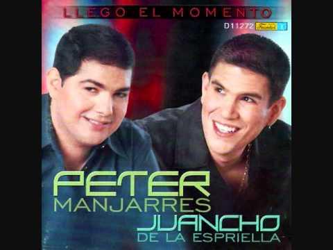 ♫ Llegó el momento ♫ Peter Manjarrés y Juancho de la Espriella
