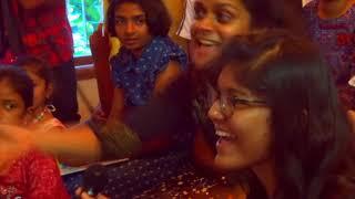 Jyotsna performance on September 2018 Recital - I feel pretty