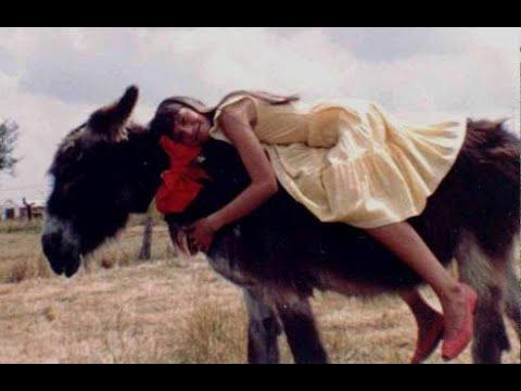 EL burro y la mujer