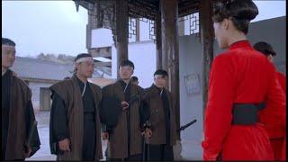 日本武士恥笑姑娘們花拳繡腿,結果被打得滿地找牙   ⚔️  抗日