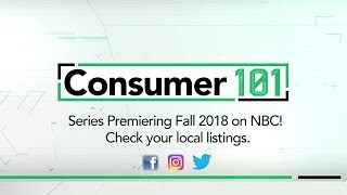 Consumer 101 on NBC this fall! | Consumer Reports