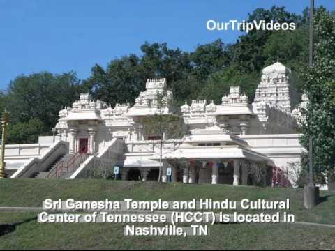 Pictures of Sri Ganesha Temple, Nashville, TN, US