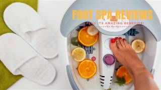 Top 14 Best Foot Spa You Can Buy on The Market