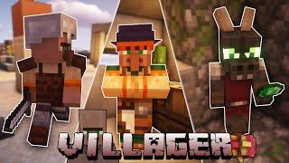 Villager Mods   1.16.5 Forge