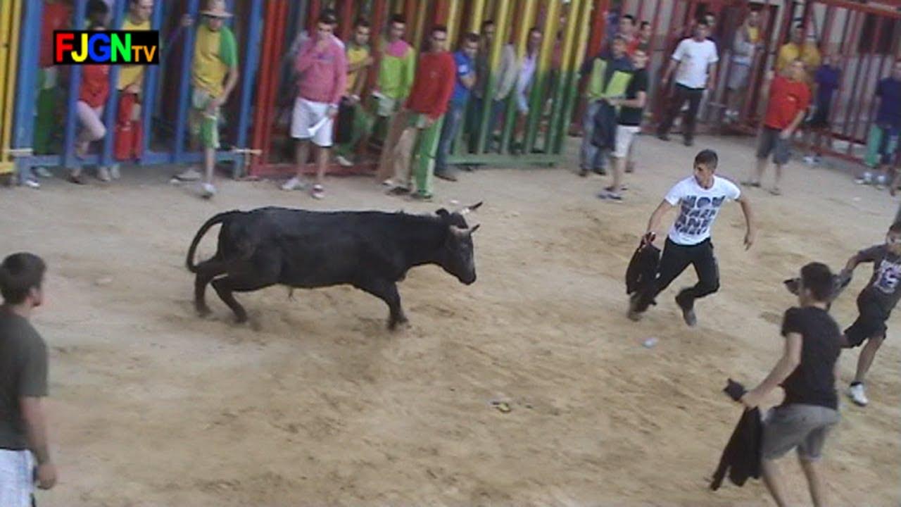 Becerras - Festa La Vila 2012 - La Vilavella