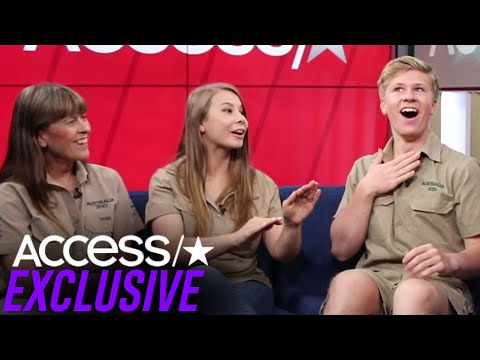 Bindi Irwin's Fiancé Practiced Proposing On Her Brother First And Yes, There's Evidence (EXCLUSIVE)
