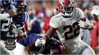 Alabama Crimson Tide vs. Ole Miss Rebels | 2020 College Football Highlights