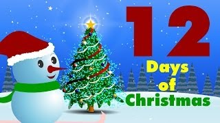 12 Days Of Christmas -HooplaKidz TV