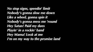 AC/DC - Highway to Hell Lyrics HQ