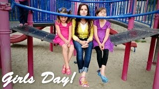 Fun Girls' Day at the Park!