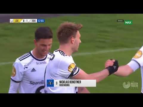 'LORD' Bendtner solo xâu kim rồi ghi bàn thần thánh