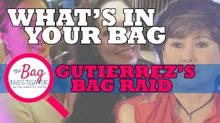 Sarah Lahbati, Ruffa Gutierrez and Annabelle Rama on What's In Your Bag