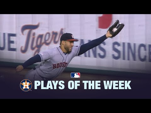05/19/19: Astros Plays of The Week