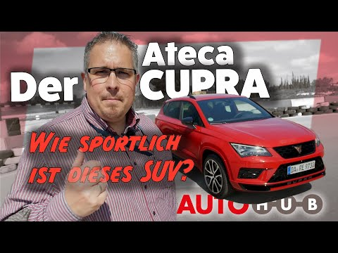 video Seat Ateca 1.5 TSI 150 PS (Sonderaktion)