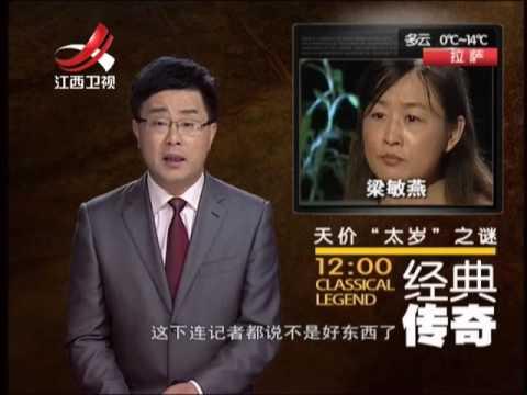 """20140317 经典传奇   天价""""太岁""""谜"""