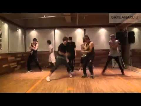 INFINITE DESTINY DANCE PRACTICE