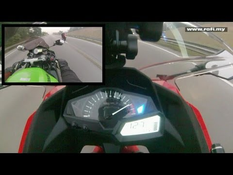 2013 Kawasaki Ninja 250R Top Speed - Smashpipe Autos