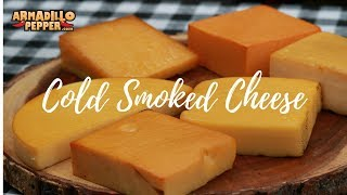 How to Cold Smoke Cheese   3 Easy Steps with the A-MAZE-N Pellet Smoking Tray