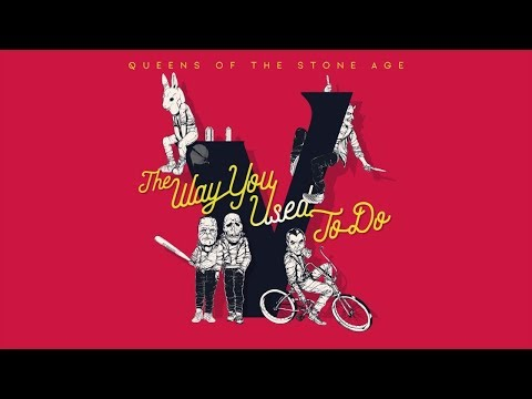 Queens of the Stone Age - The Way You Used to Do ( Lyrics )