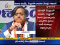 Vote for TRS is vote for BJP: Shashi Tharoor