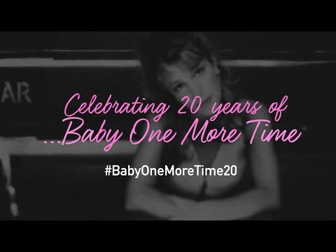 Britney Spears - ...Baby One More Time 20th Anniversary
