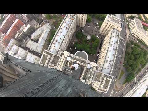 Храбро искачување на облакодер