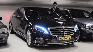 Mercedes S65 AMG - V12 S Class FULL Review 4MATIC + Sound Exhaust Interior Exterior Infotainment