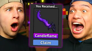 UNBOXING CANDLEFLAME GODLY MURDER MYSTERY 2 HALLOWEEN UPDATE! (2021)