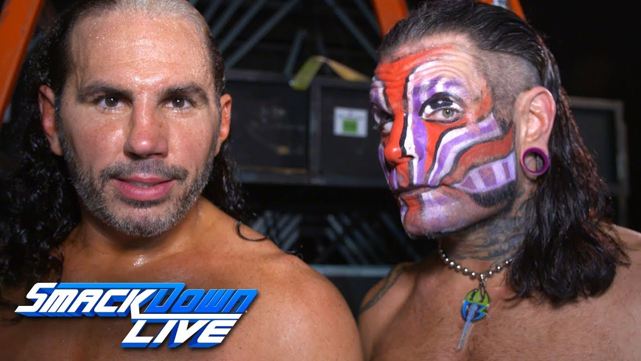 "Image result for Matt Hardy Indicates End Of His ""Woken Hardy"" Gimmick, The Hardys Talk WWE Returns And The Usos"