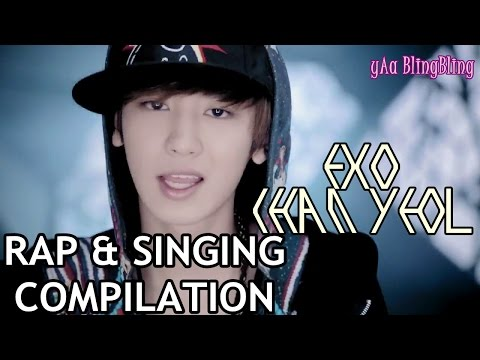 [SPECIAL] EXO CHANYEOL SINGING & RAP COMPILATION