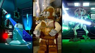 Lego star wars : le réveil de la force disponible sur ps4 :  bande-annonce