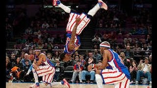 The Harlem Globetrotters in Hawaii