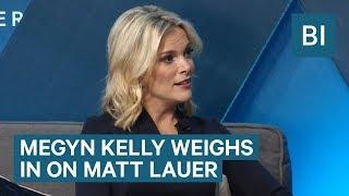 Megyn Kelly Heard Rumors About Matt Lauer And 'Hoped It Wasn't True'