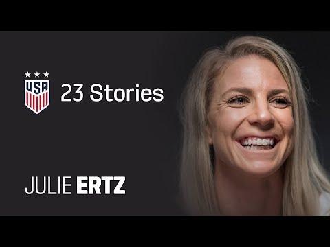 One Nation. One Team. 23 Stories: Julie Ertz
