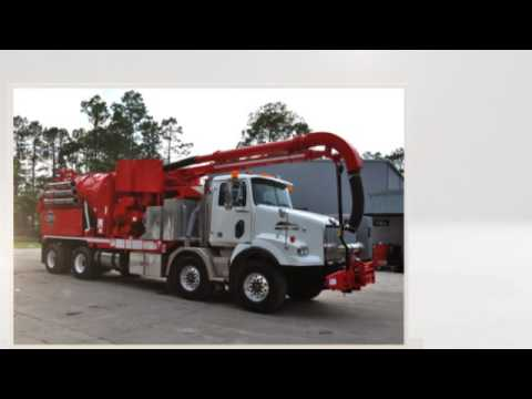 How To Select The Right Industrial Vacuum Truck Services