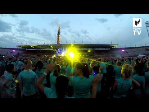 We Own The Night, Nike 10km Ladies Run, June 2014, Amsterdam - The Good Life Guide Amsterdam ILTV