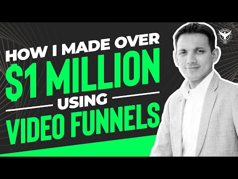 How I Made Over $1 Million Using Video Funnels
