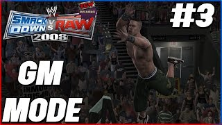 INJURIES! - Smackdown Vs Raw 2008 GM MODE #3