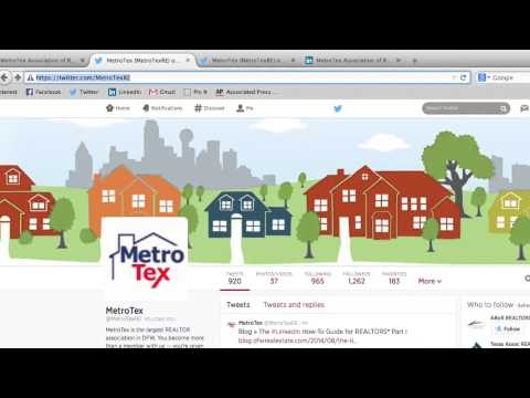 MetroTex Social Media
