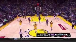 LA Lakers vs Golden State Warriors   Full Game Highlights  November 24. 2015