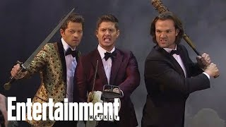 'Supernatural' Suits Up For Untold Stories: Halloween Edition   Cover Shoot   Entertainment Weekly