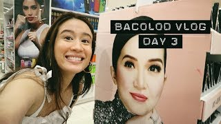 WILL WE EVER GET HOME?! | Bacolod Day 3 | Karla Aguas