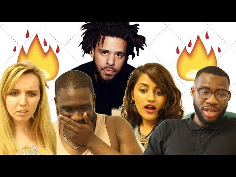British People React To J Cole - ATM (MV)