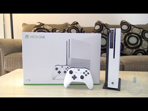 The Xbox One S Unboxing & First Impressions