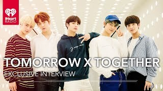TOMORROW X TOGETHER Talks 'The Dream Chapter: Star,' + More! | Exclusive Interview