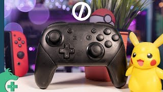 This is NOT a Nintendo Switch Pro Controller