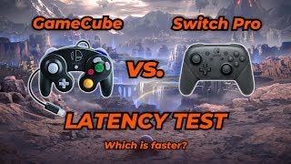 Switch Pro vs. GameCube Latency Test for Super Smash Bros Ultimate